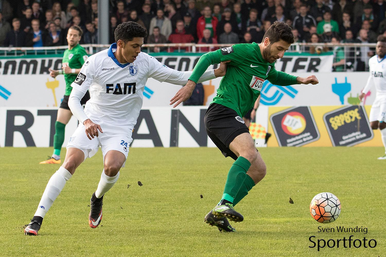 3. Liga - 15/16 - Preussen Muenster vs. 1. FC Magdeburg