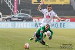 3. Liga - 15/16 - Preussen Muenster vs. VfL Osnabrueck
