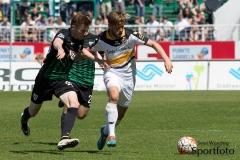 3. Liga - 15/16 - Preussen Muenster vs. Dynamo Dresden