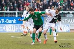 3. Liga - 15/16 - Preussen Muenster vs. VfR Aalen