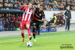 CL - 16/17 - Bayer 04 Leverkusen vs. Atletico Madrid