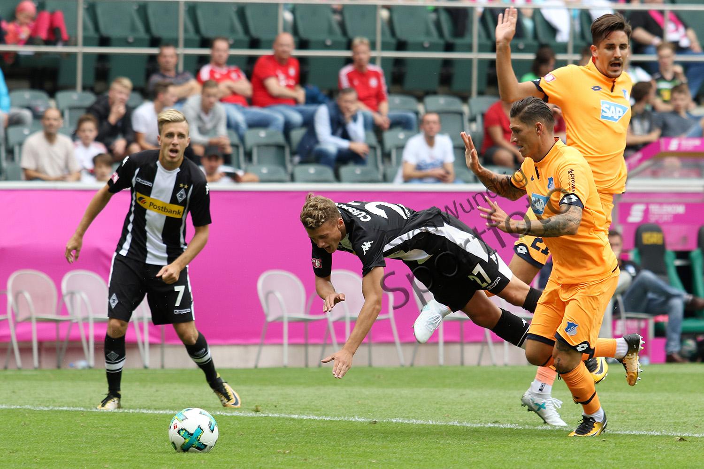 Telekom Cup - SP3 - 17/18 - Bor. Mönchengladbach vs. TSG Hoffenheim