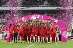 Telekom Cup - Finale - 17/18 - Bayern München vs. Werder Bremen